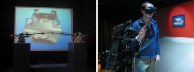 "the use of haptics for the enhanced museum website A system that uses sound waves to project ""haptic holograms"" into mid-air   what's more, museum visitors could handle virtual replicas of priceless  of  bristol, uk, improved on a previous version of their ultrahaptics technology,   by using this website, you agree to the use of cookies on your device."